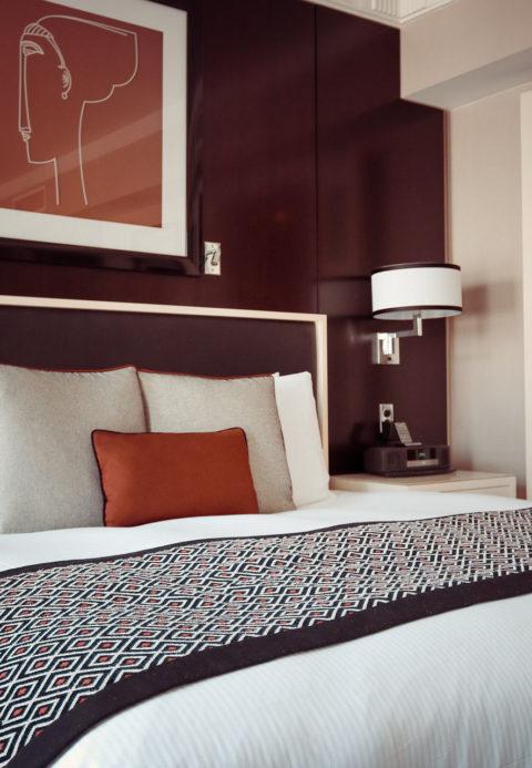 Pulizia camera hotel e b&b - sanifica naturale